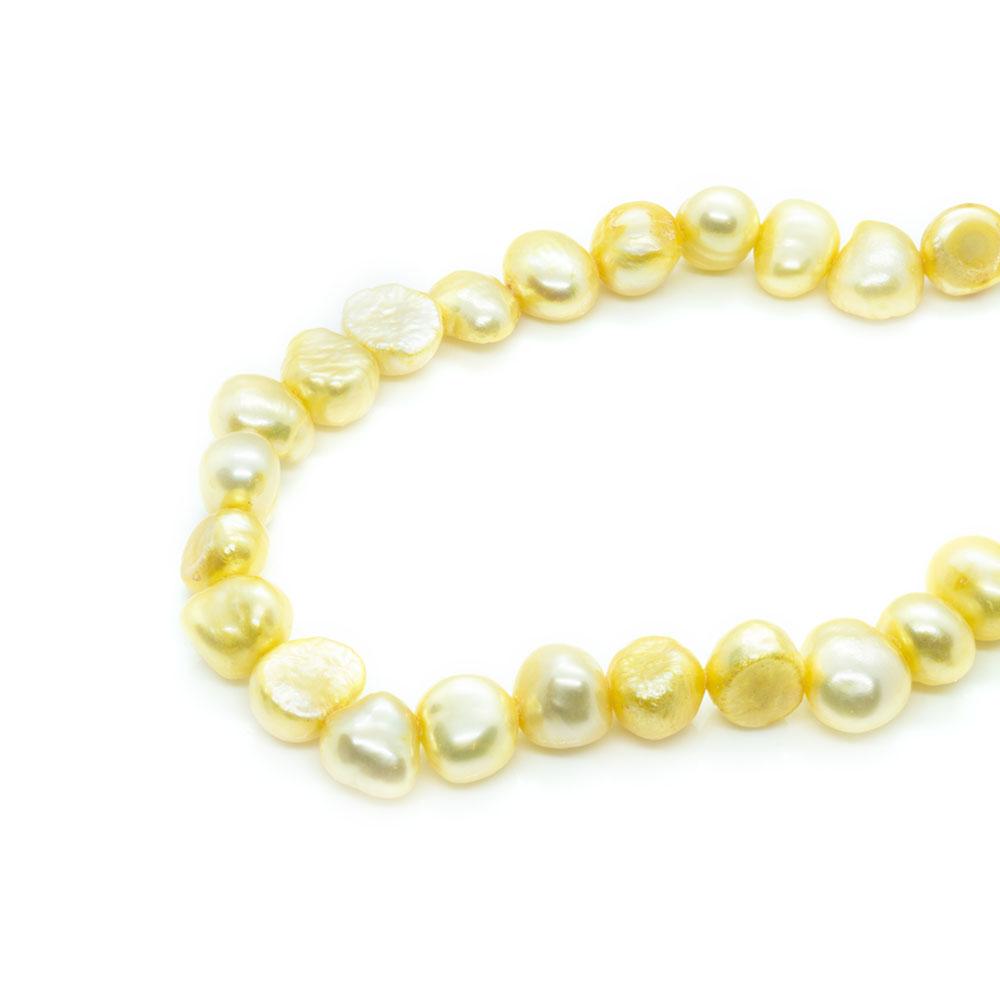 Freshwater Pearls B Grade - 6-7mm - 40cm strand
