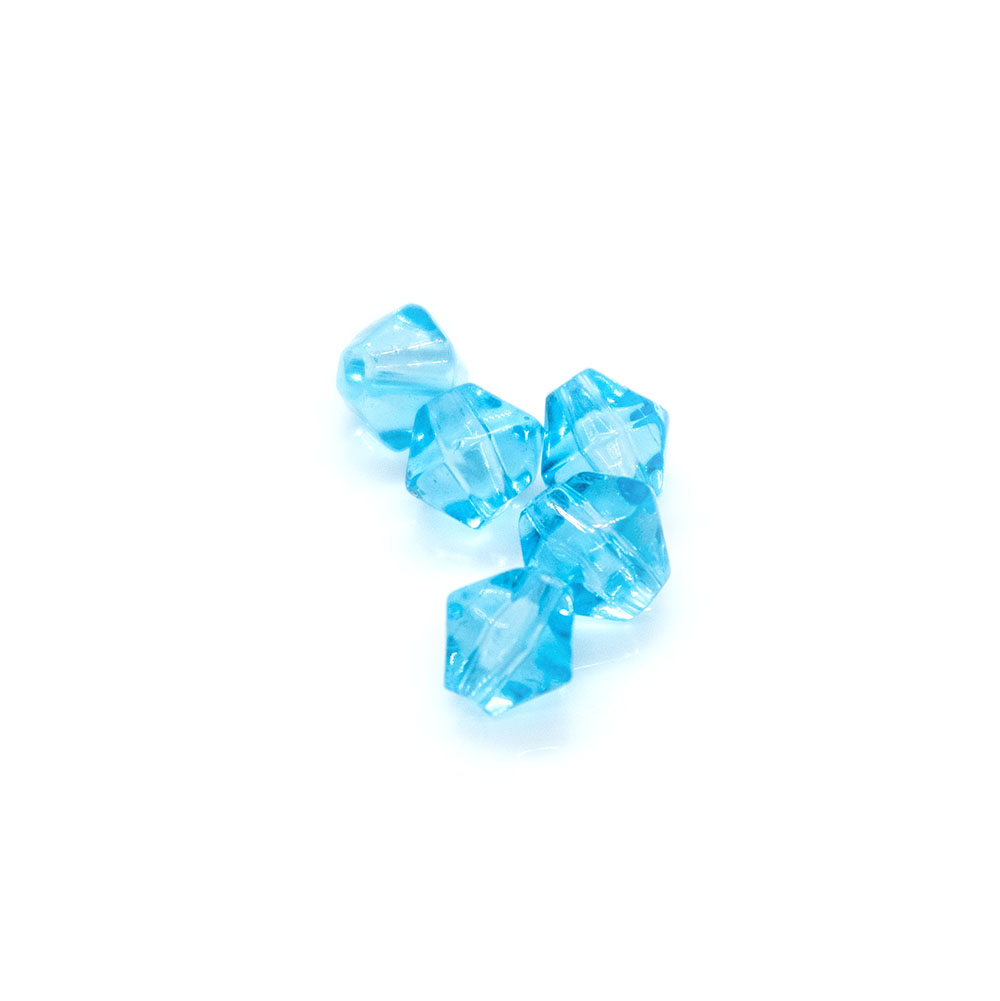Crystal Glass Bicone - 4mm - 10pc