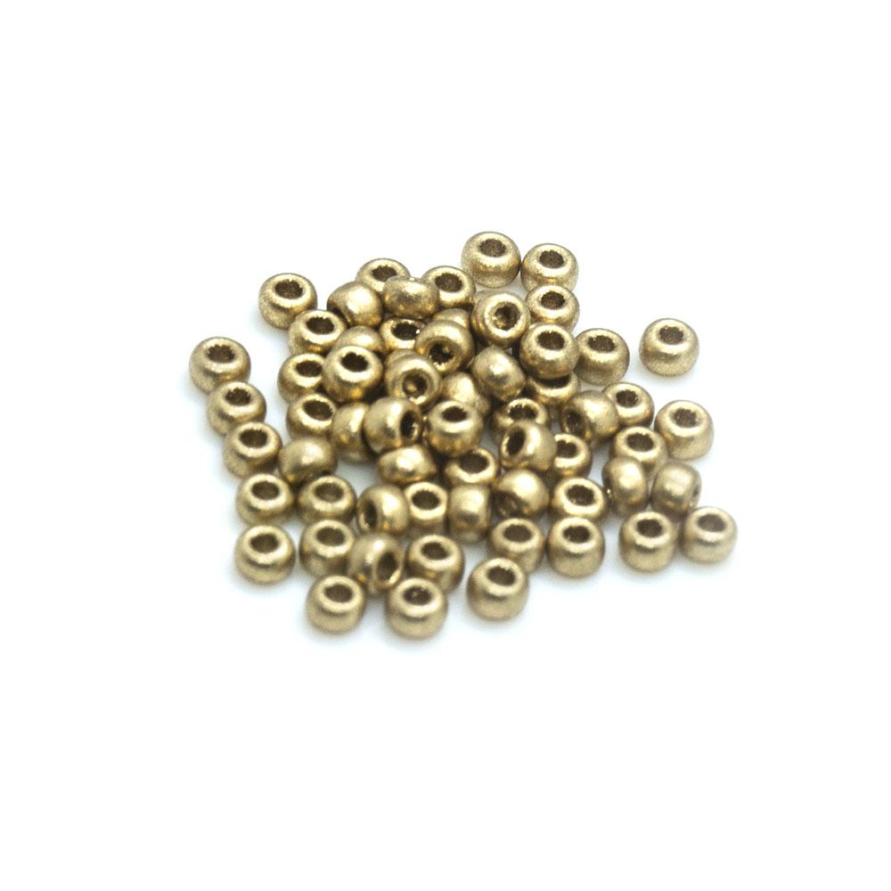 No 11 Czech Seed Beads - 6g