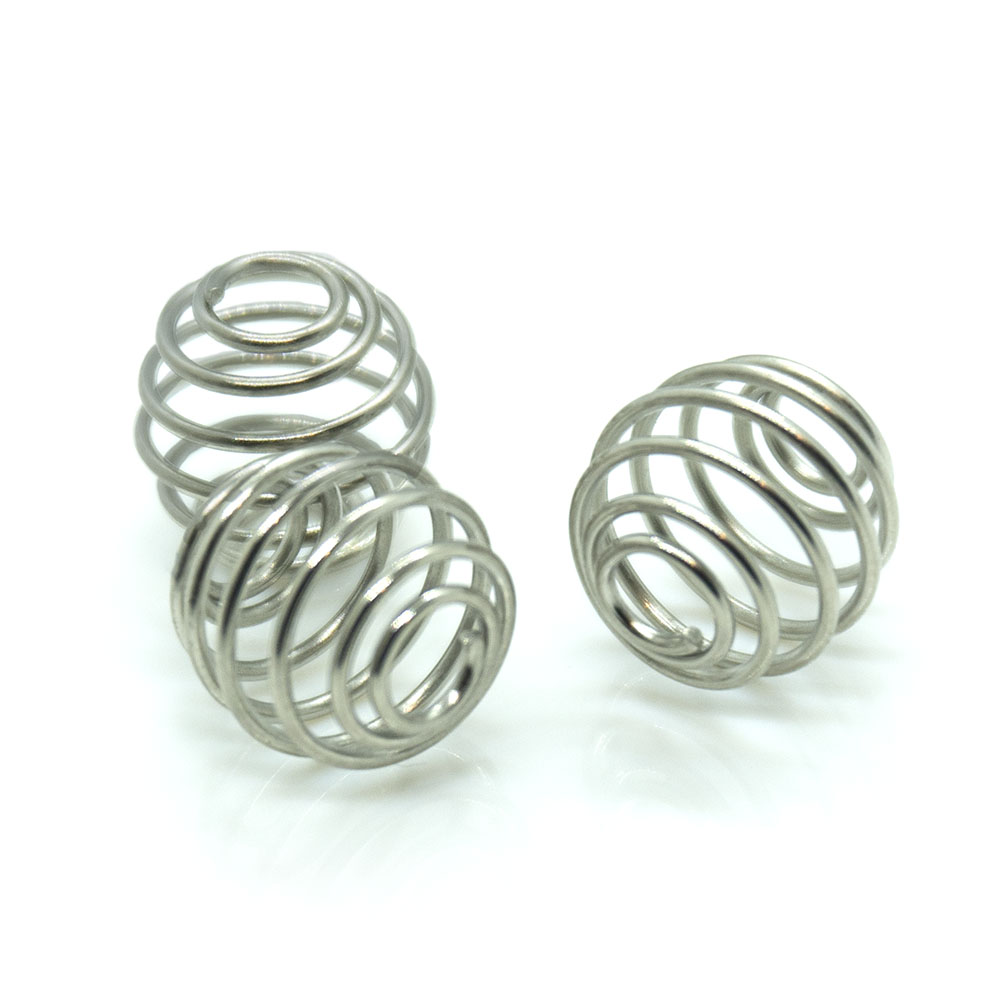 Spring Cage Bead - 9mm