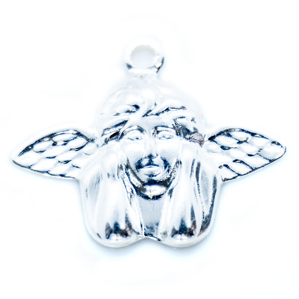 Charm - Angel - 17x11mm