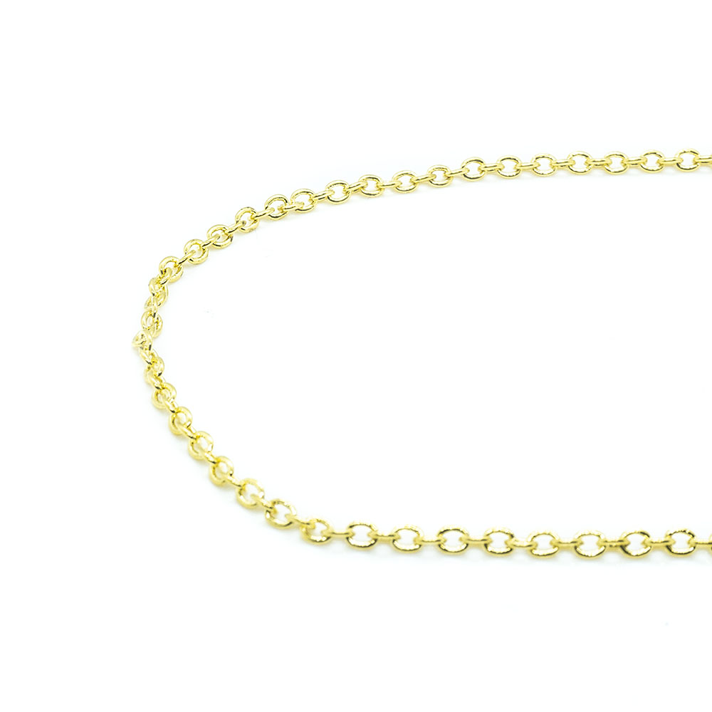 Twist Cable Chain - 2x3.5mm - 1m