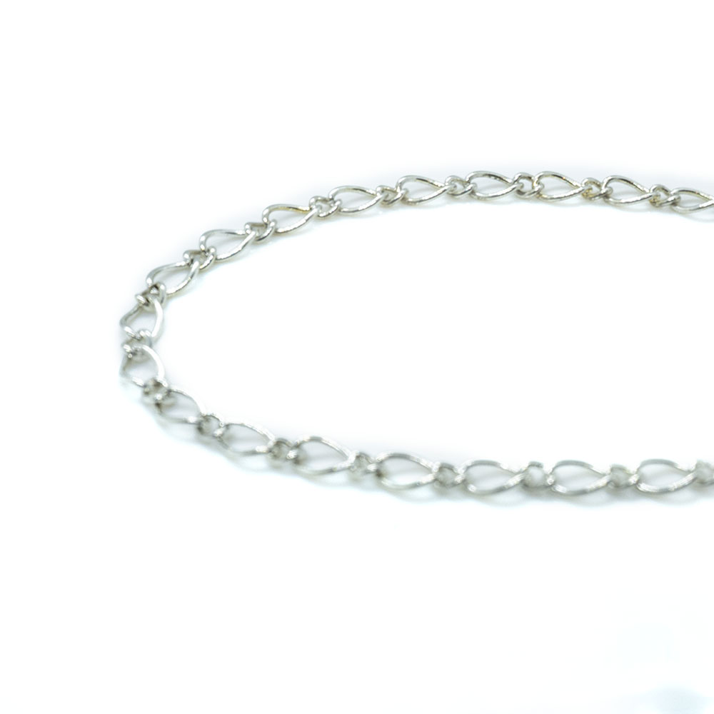 Mother and Son Chain - 6x3mm - 1m