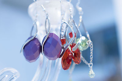 How to Make Earrings in Five Minutes - Three Pairs