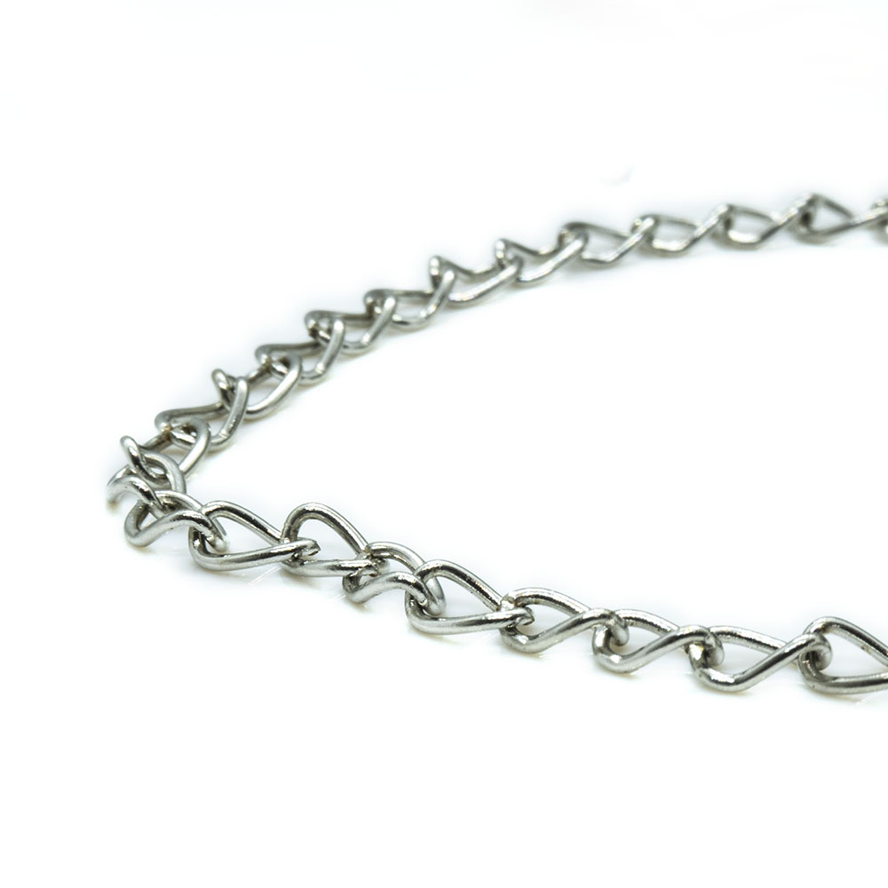 Twist Cable Chain - 5.5mm - 48cm