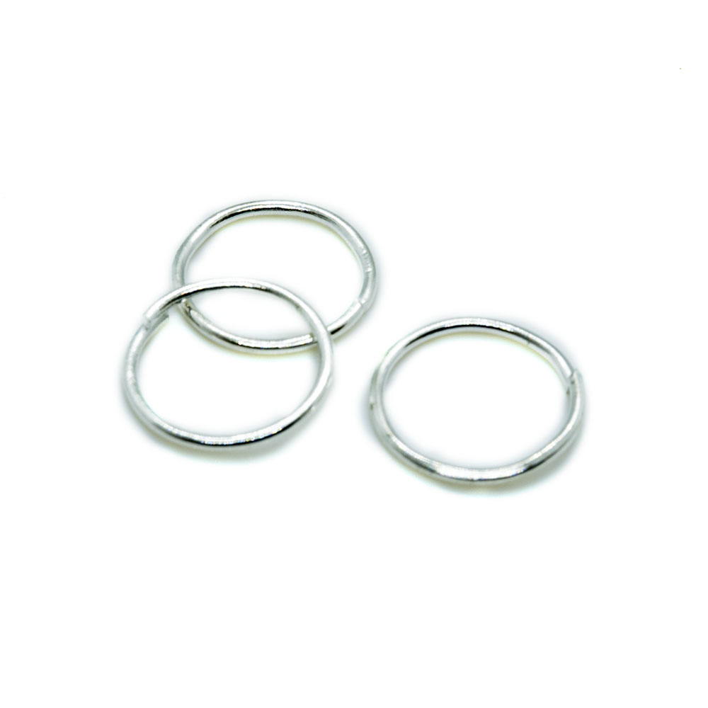 Jump Rings Round - 10mm - 10pc