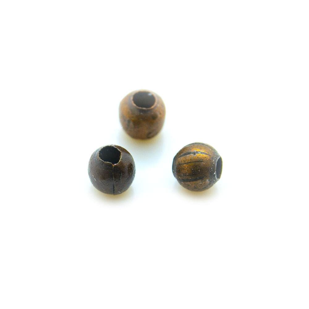 Round Spacer Ball - 2mm - 1.5g