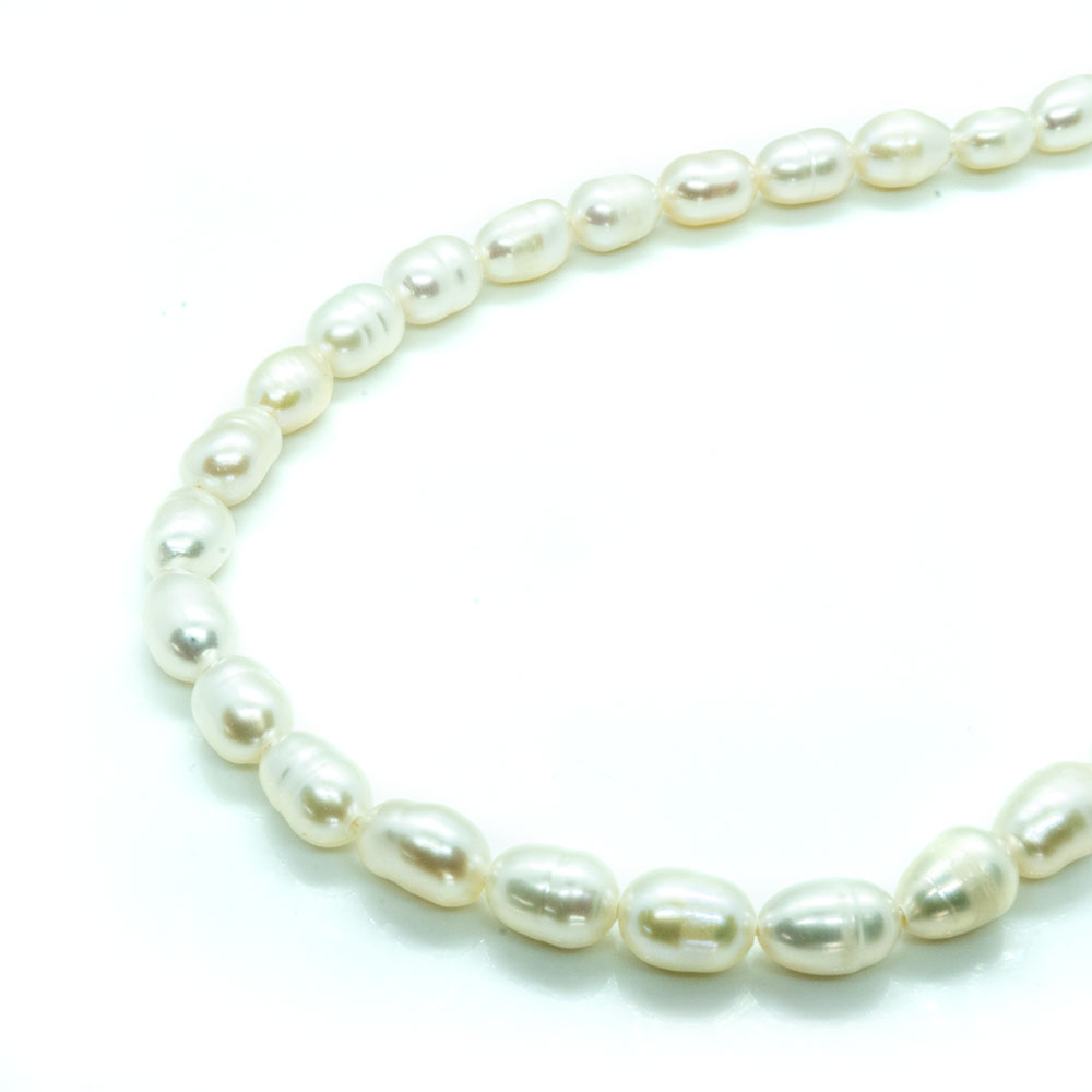 Freshwater Pearls A Grade - 4-5mm - 18cm strand