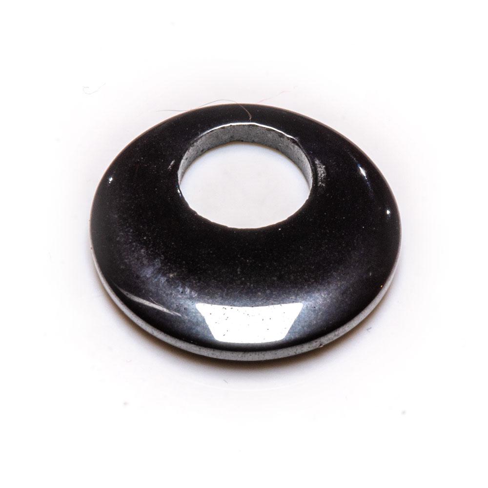 Hemalyke Pendant - Round Teardrop - 24mm - 1pc