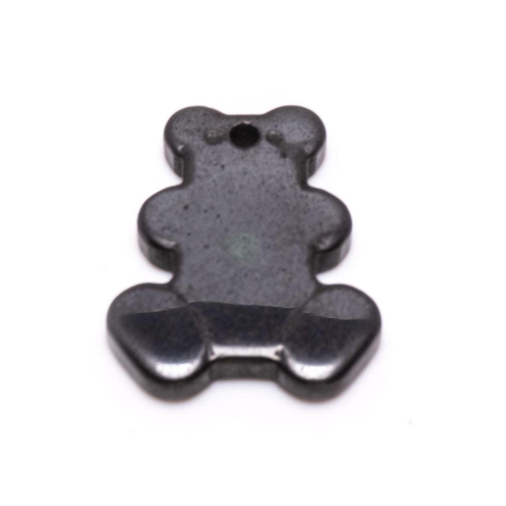 Hemalyke Pendant - Bear - 23x19mm - 1pc