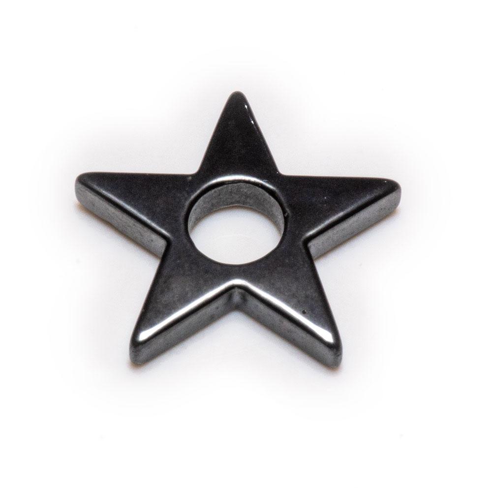 Hemalyke Pendant - Star - 14mm - 1pc