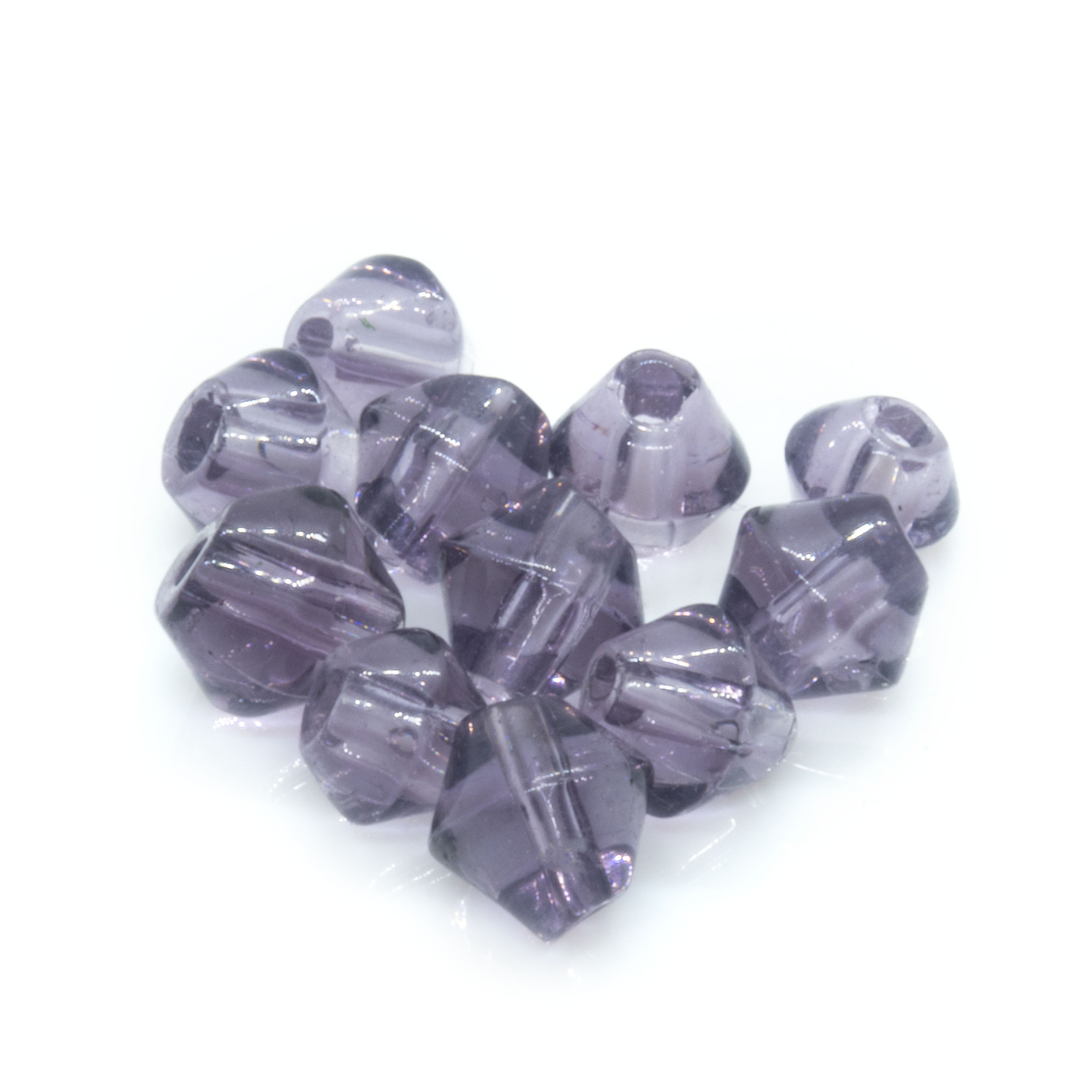 Crystal Glass Bicone 3mm
