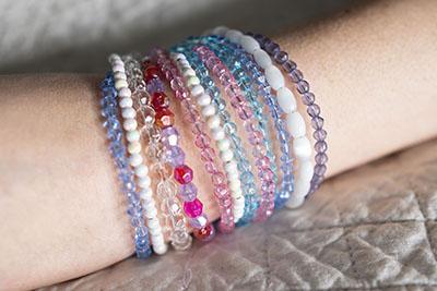 How to Make a Multistrand Bracelet