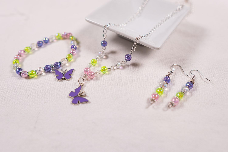 How to Make a Tween Girl's Jewellery Set