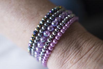 5 Strand Bracelet + Giveaway