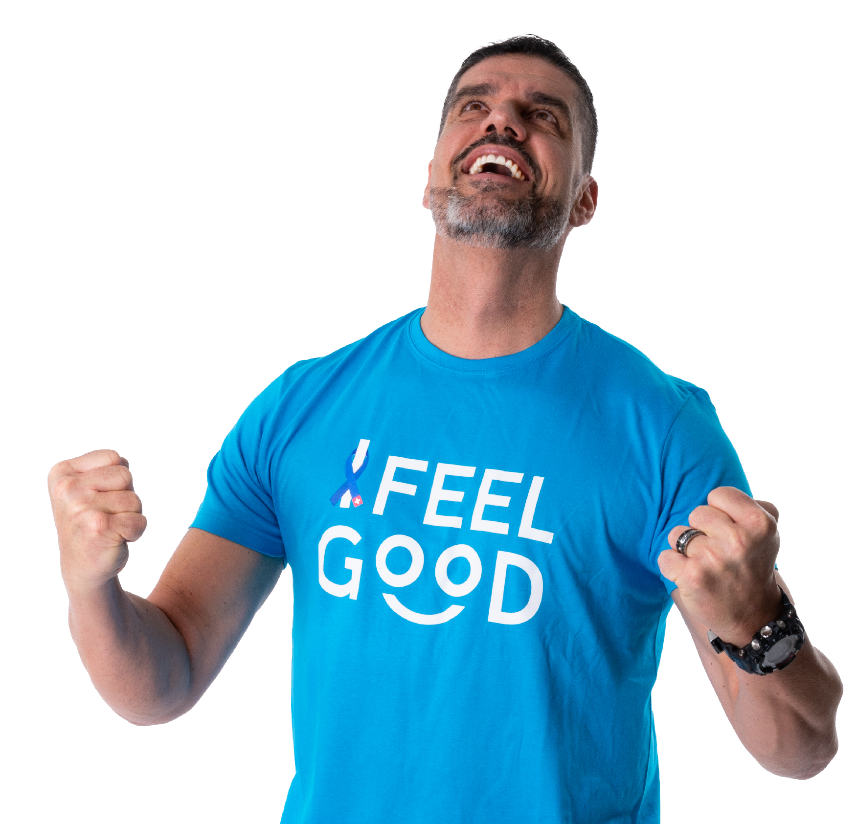 I FEEL GOOD Kampagne zur Darmkrebsprävention