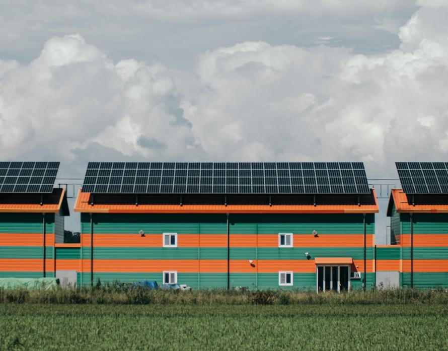 Landbouwers & zonnepanelen