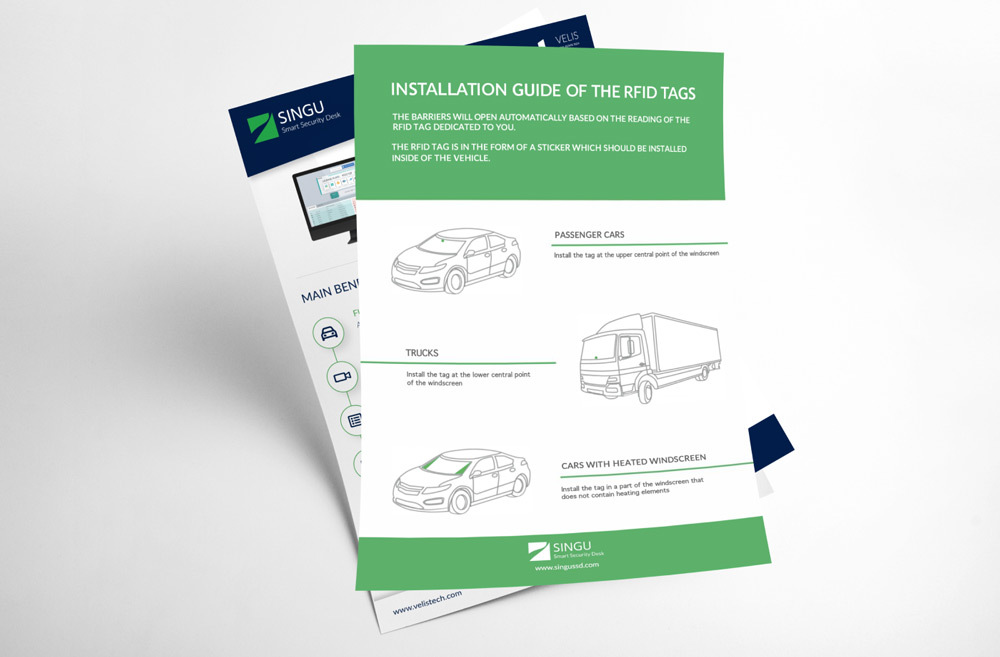 Vehicle automation software implementation materials