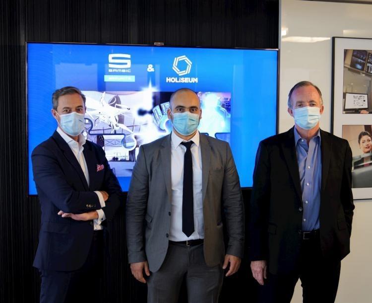Samsic et Holiseum signent un partenariat stratégique entre sécurité privée et cybersécurité.