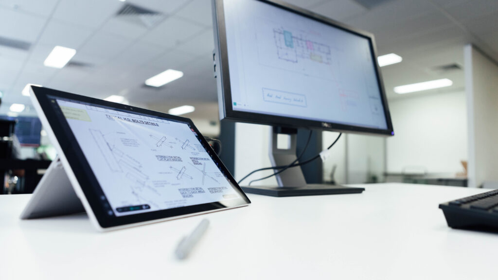 drawboard projects devices paperless office