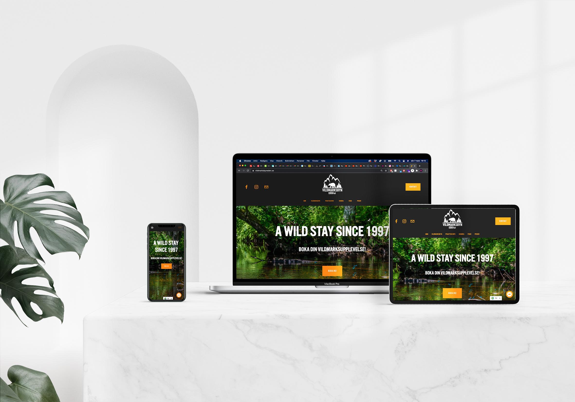 The Eden Website.