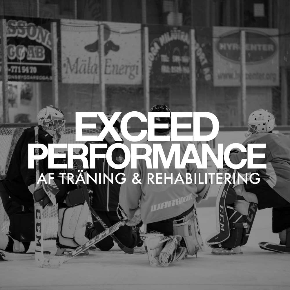 """Link to project """"Exceed Performance - AF Training & Rehabilitation"""""""