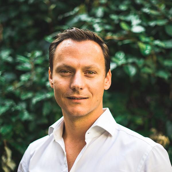 Gilles Gosset, co-fondateur de l'entreprise