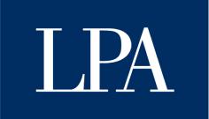 LPA Abbreviation Tag Logo