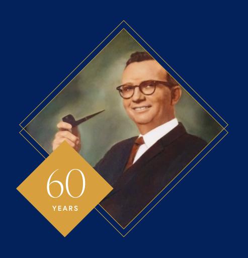 60 Years Portrait