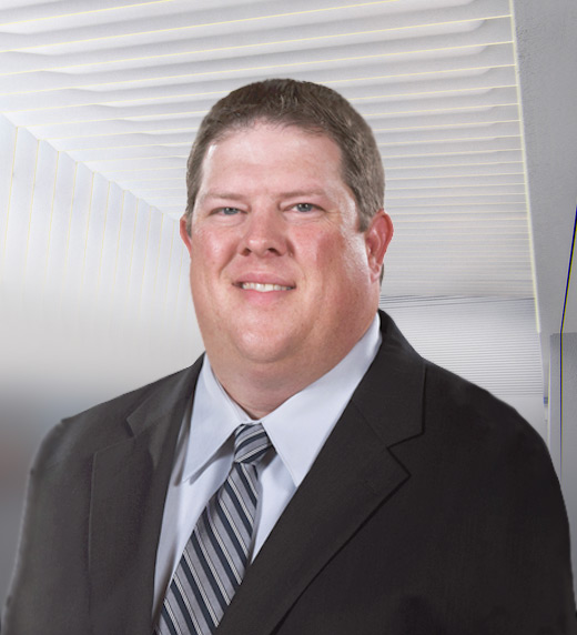 Headshot picture of Gary Harbison