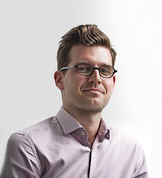 Headshot picture of Ryan Brown