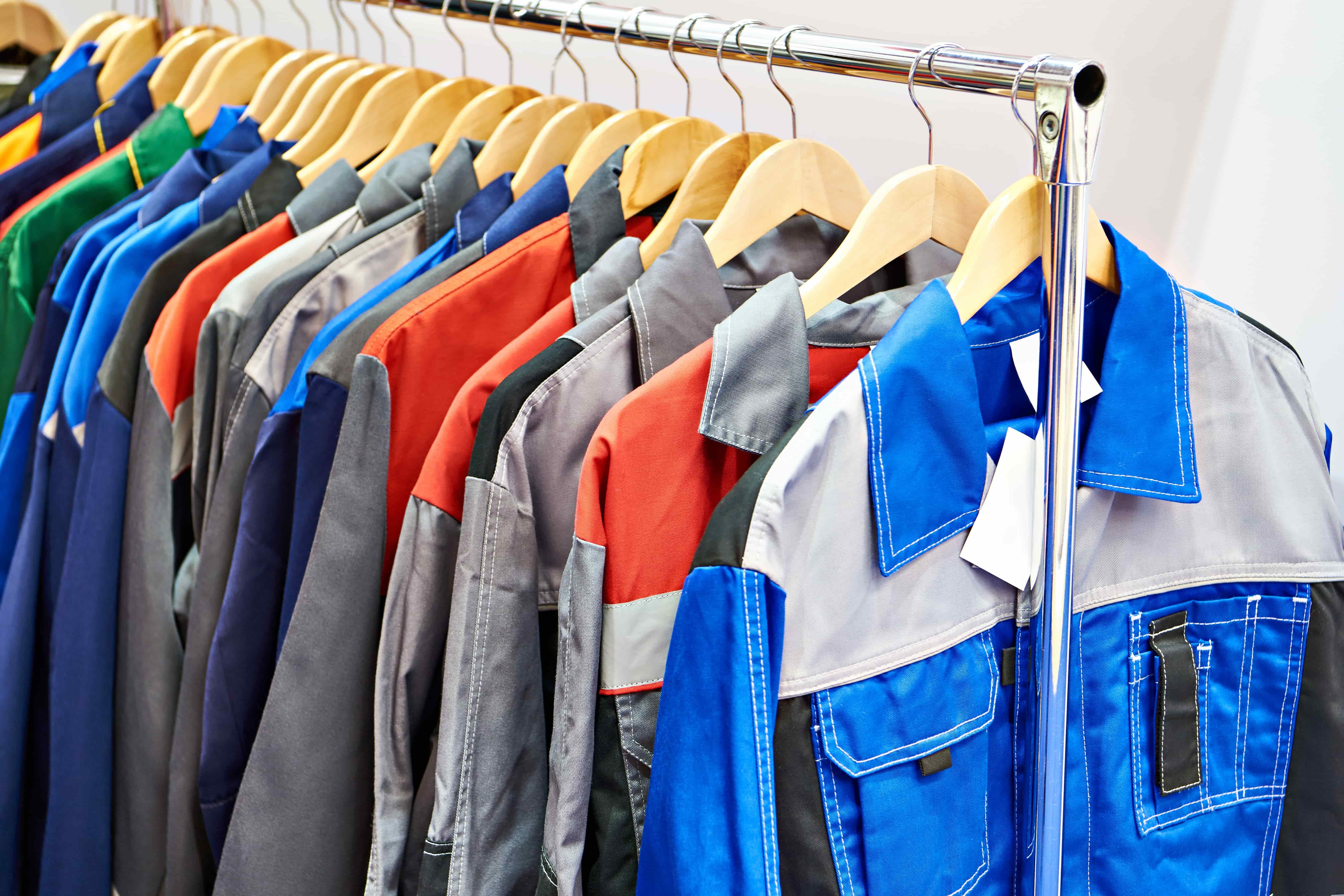 single-store workwear retailer pos