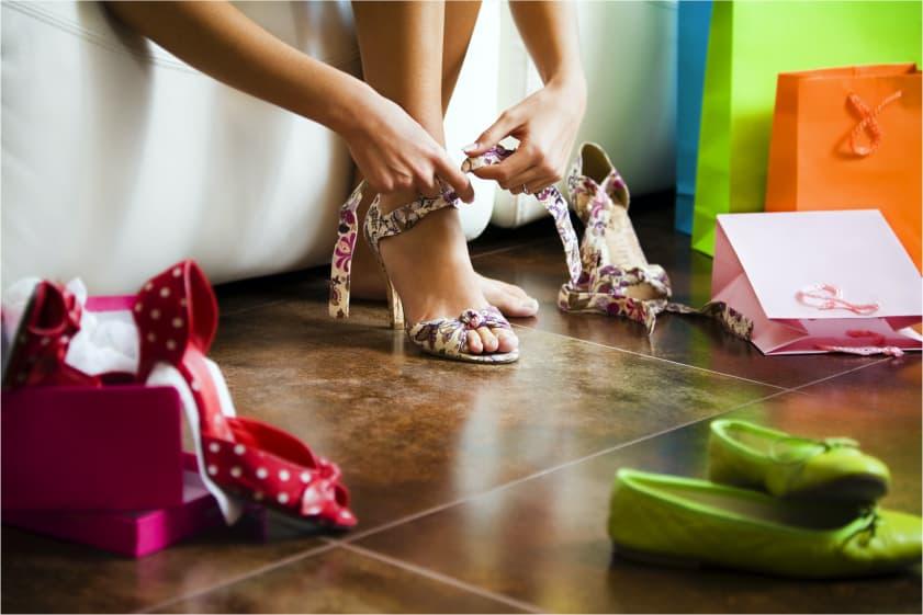 Shoe Store  POS footgear