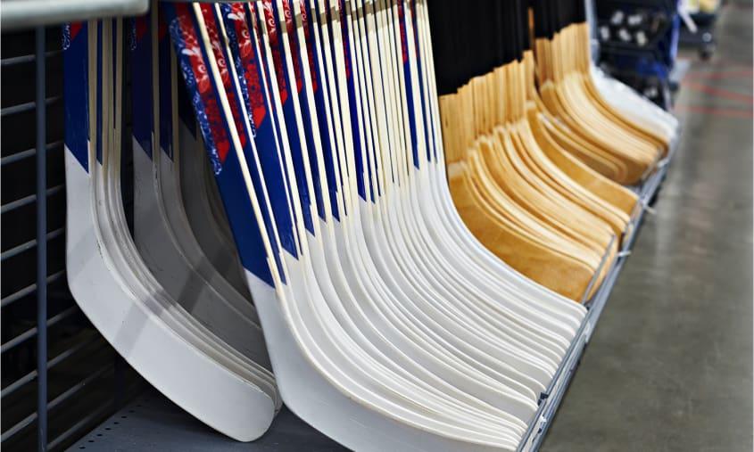 Just Hockey POS Case Study