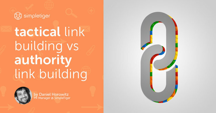 Tactical Link Building vs Authority Link Building: Why You Need Both