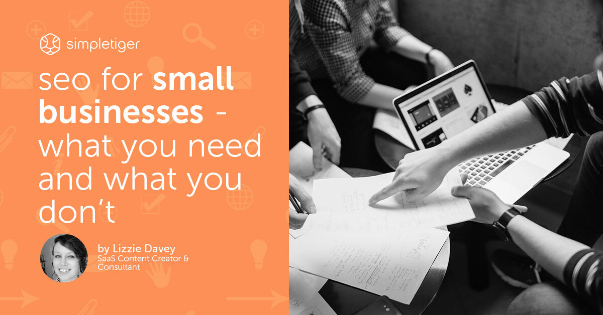 SEO Services for Small Businesses - What You Need and What You Don't