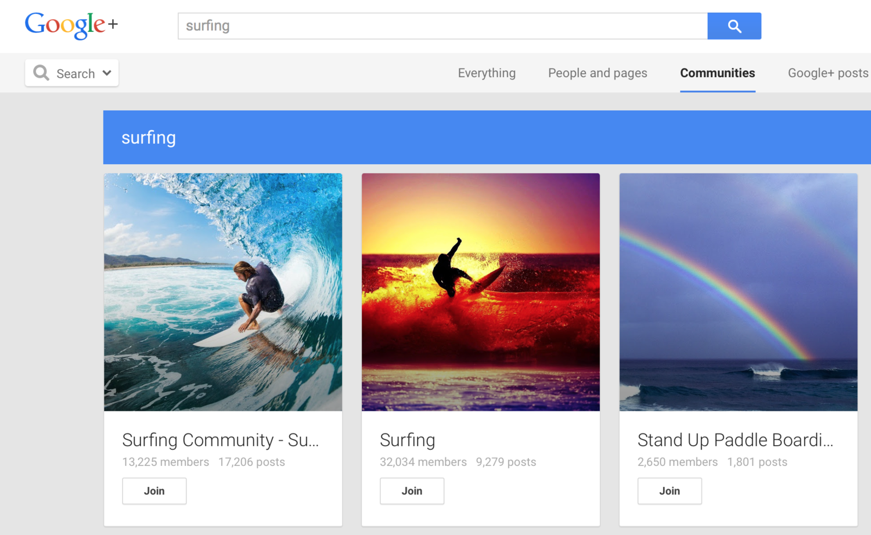 Google++Surfing+Communities.png