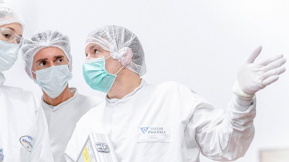 Vifor Pharma Preview