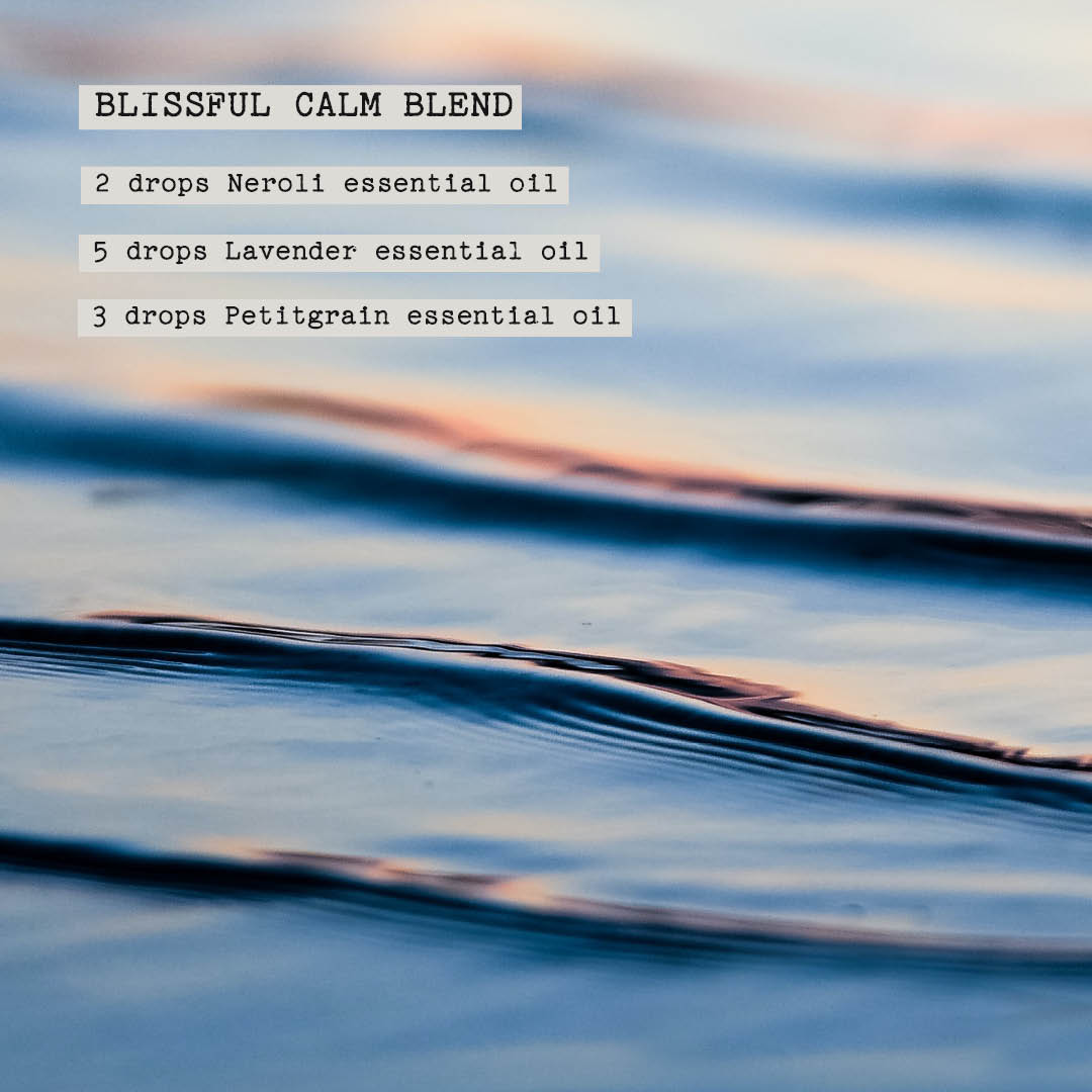 Bliss Calm Blend Recipe by LabAroma