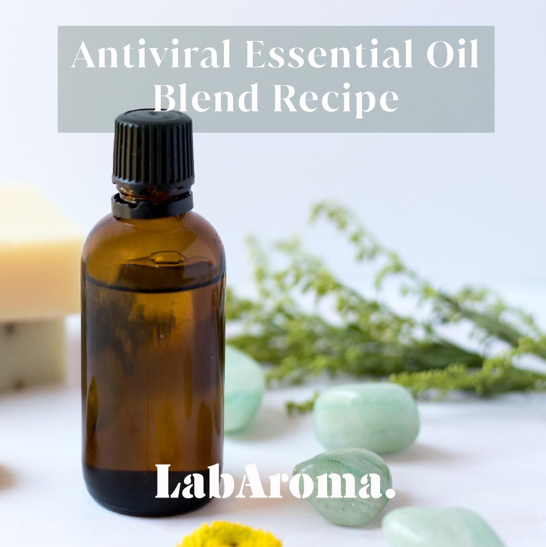 Antiviral Essential Oil Blend Recipes