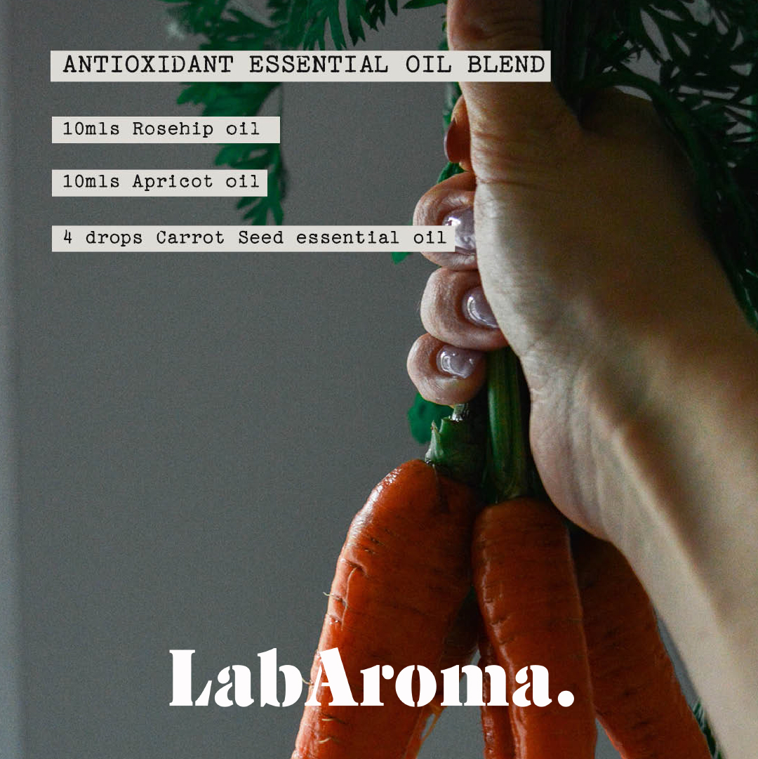 Antioxidant Essential Oil Blend by LabAroma