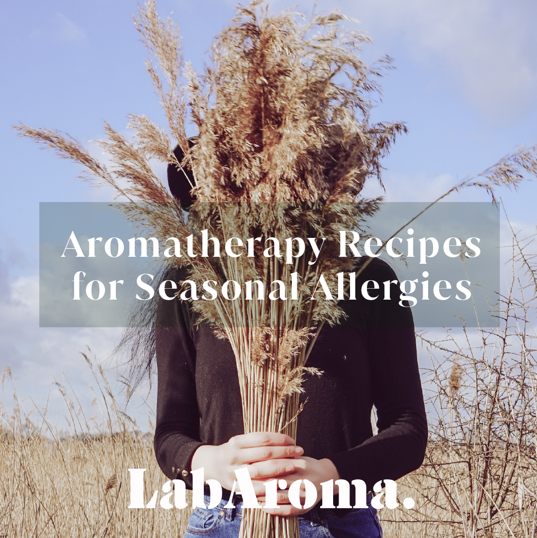 Aromatherapy Recipes for Seasonal Allergies by LabAroma