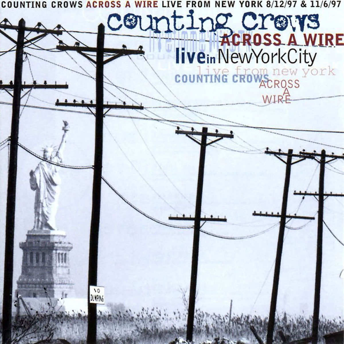 Across A Wire (Live in New York City)