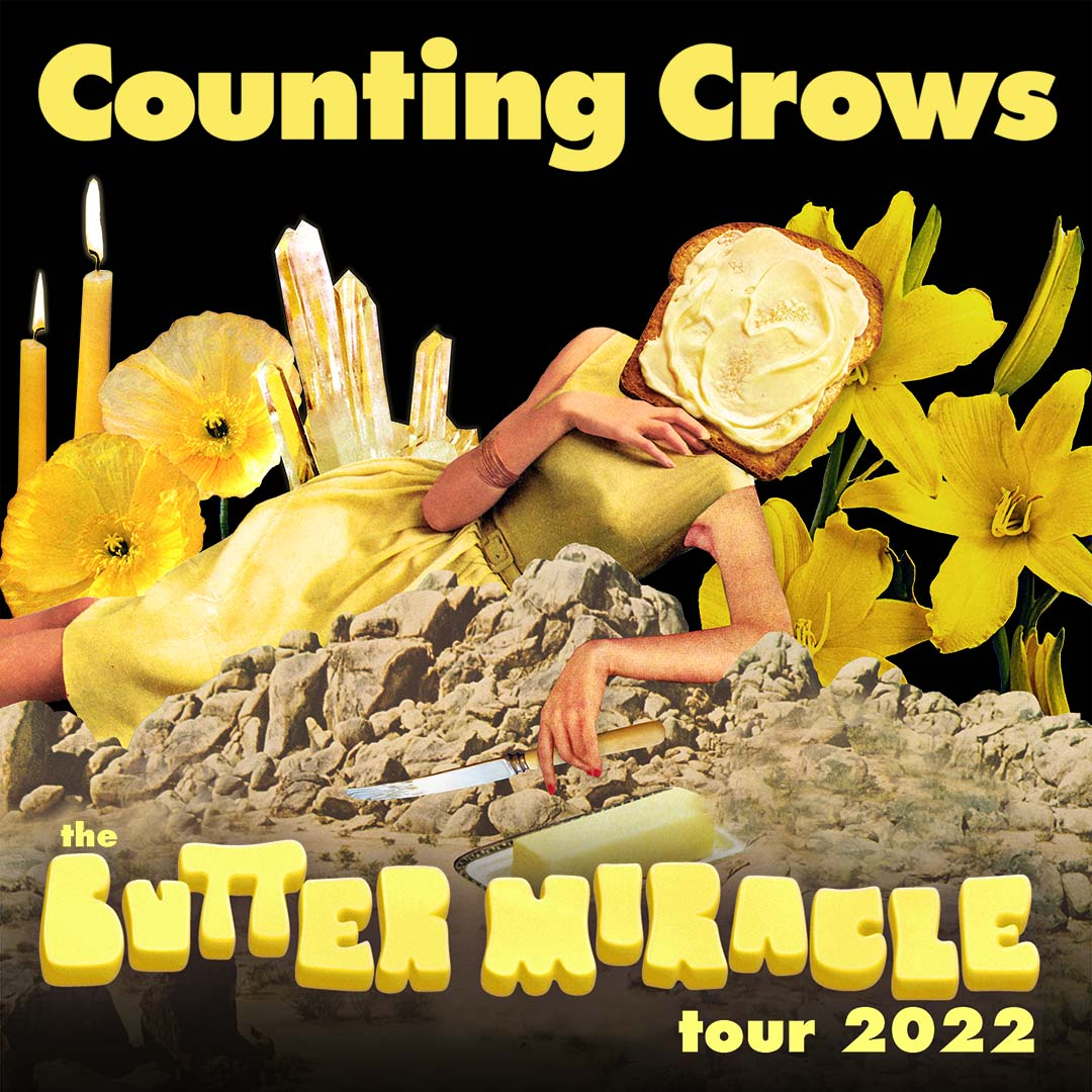 The Butter Miracle Tour