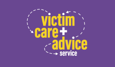 Victim Care & Advice Service Logo