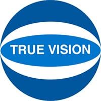 True vision logo