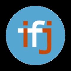 Intermediaries for justice logo