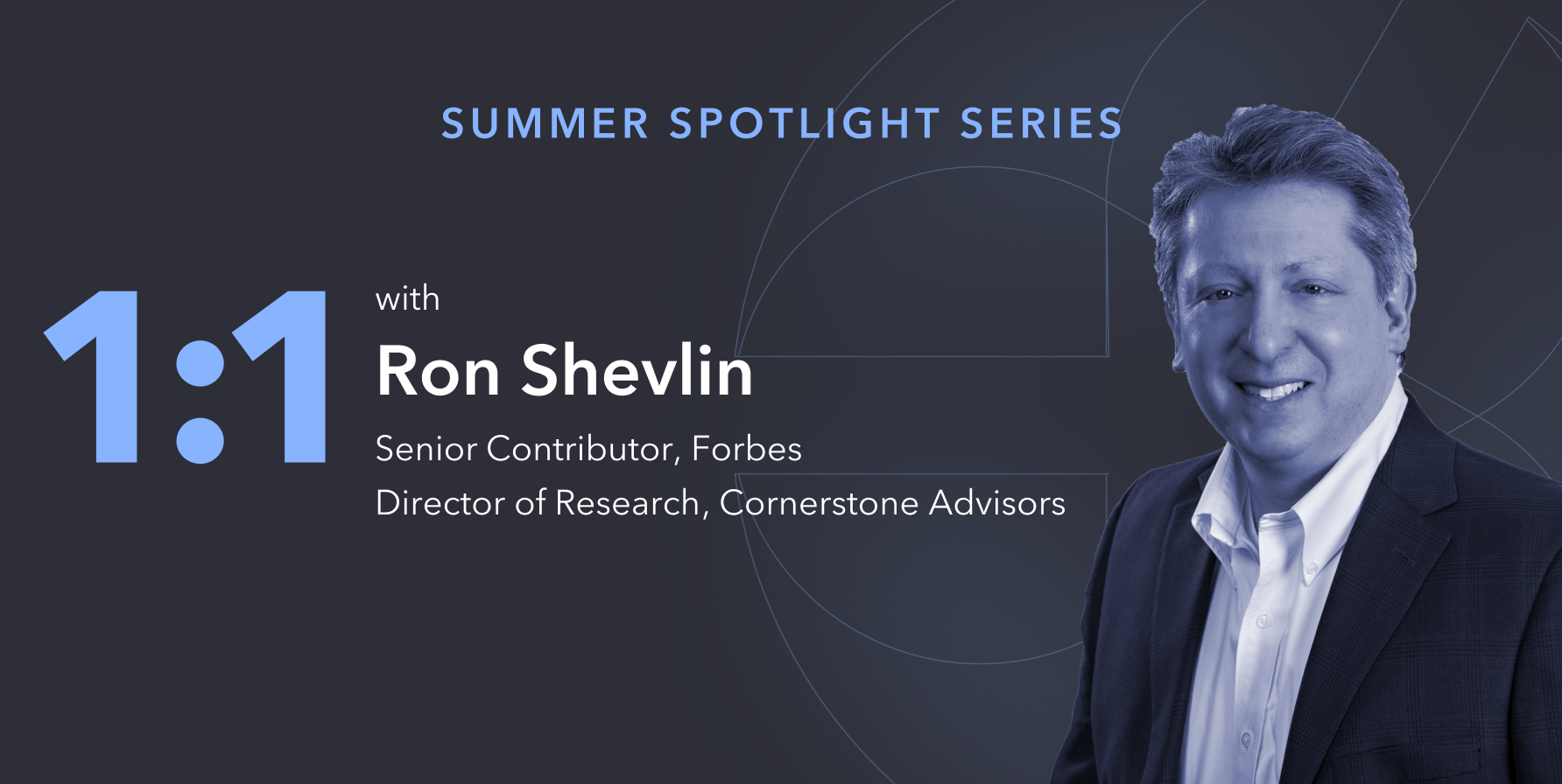 Interview with Ron Shevlin