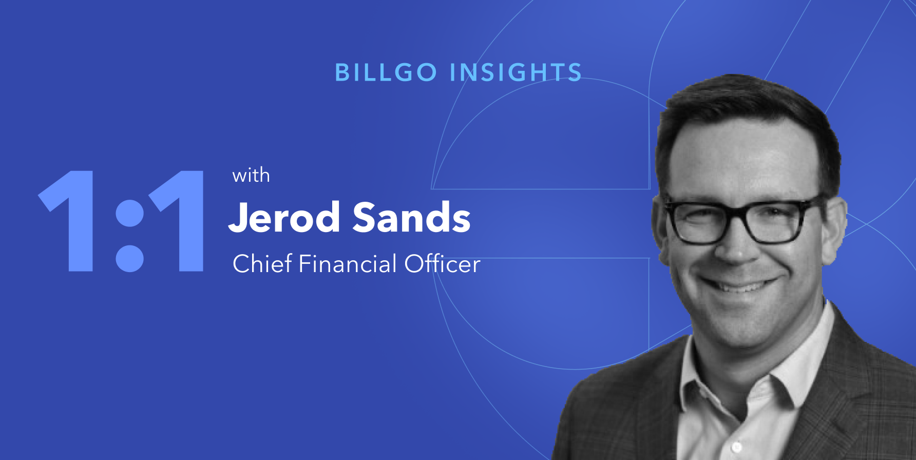 BillGO's Jerod Sands