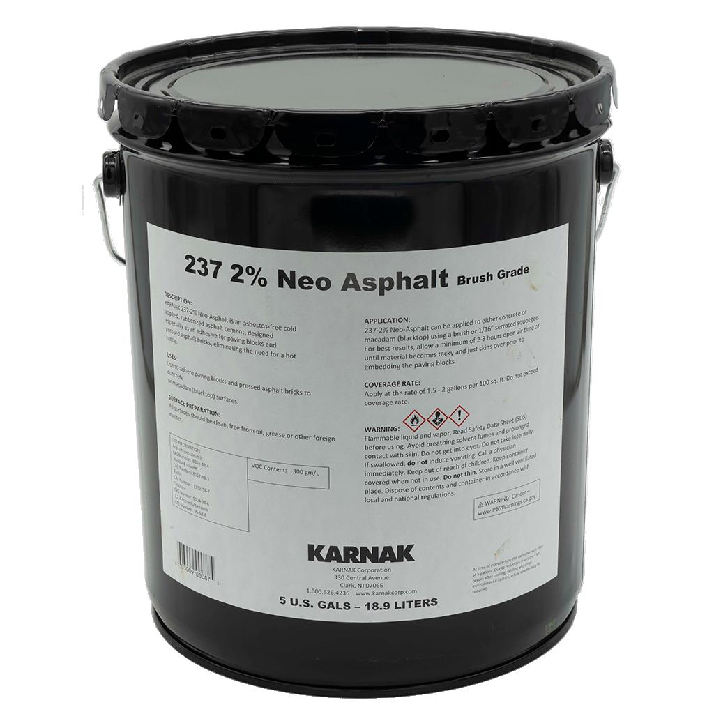 237 2 Neo Asphalt Brush Grade Karnak
